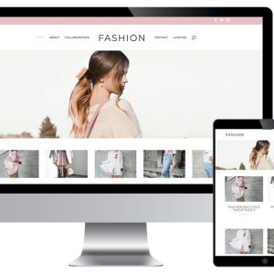 Plantillas Divi | Divi Templates: Fashion
