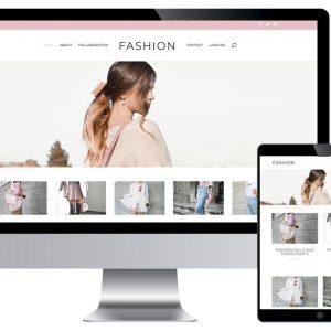 Plantillas Divi: Fashion