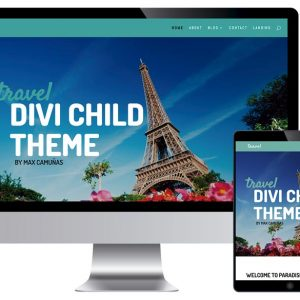 Plantillas Divi | Divi Templates: Travel