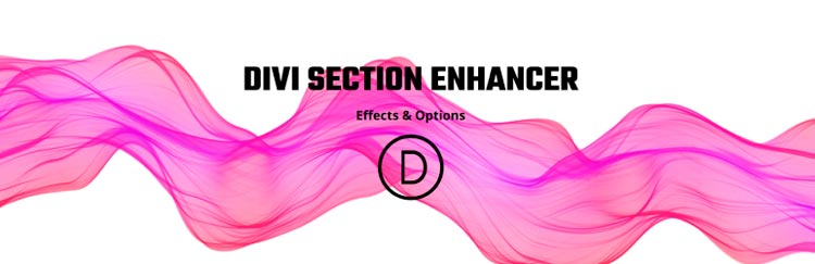plugins para divi: DIVI Section Enhancer