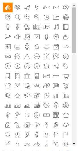 plugins para divi: WP and Divi Icons